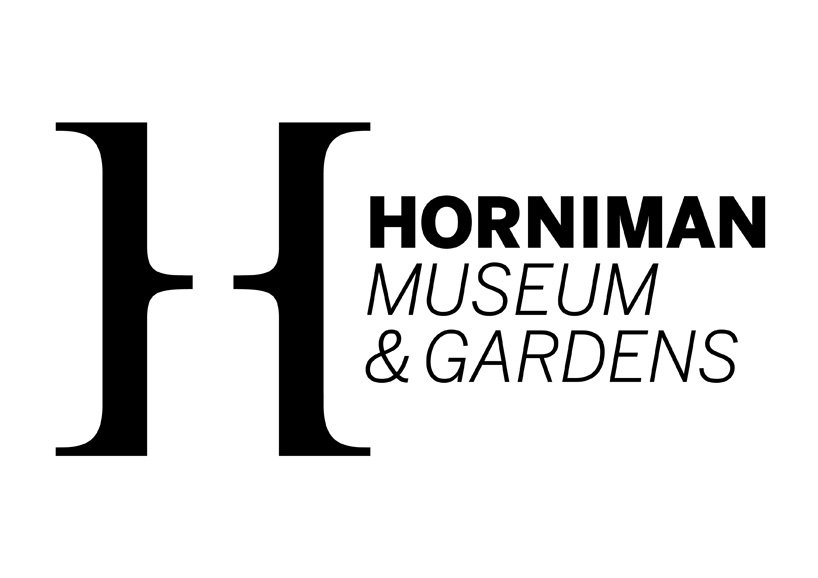 Logo of the Horniman Museums and Gardens