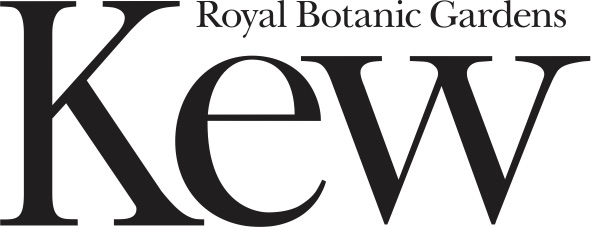 Logo of the Royal Botanic Gardens Kew